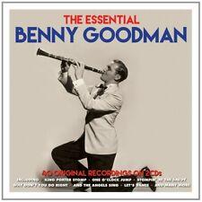 Benny Goodman - The Essential Not2cd583 CD