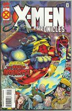 X-Men Chronicles #2 (Jun 1995, Marvel) AGE OF APOCALYPSE