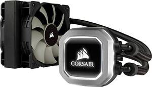 Corsair Hydro H75 Dual Fan 120mm White LED AIO Intel/AMD CPU Water Cooler
