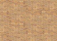 1//12th Scale Dolls House Green /& Beige Tile Wallpaper.
