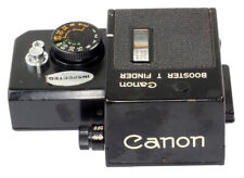 CANON Booster T FINDER / Sucher für CANON F-1 TOP & CLEAN & WORKING condition B+