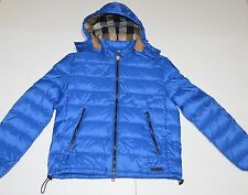MSRP $595 NWT Burberry Brit Mitchson Quilted Down Jacket  Hooded M Medium