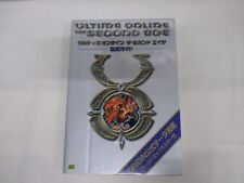 Pc - Ultima Online The Second Age Official Guide - Japan Game Book. 31756