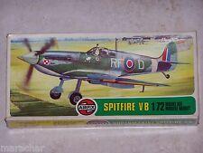 Maquette AIRFIX 1/72ème SPITFIRE V B