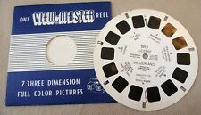 Vintage Viewmaster - Sawyer's Single Reel  2014 Lucerne Switzerland #3 C 1948