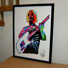 John 5 Guitar Metal Rock Rob Zombie Marilyn Manson 18x24 Poster Print Wall Art 2