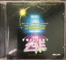 Grateful Dead Merl Saunders The Twilight Zone 1985 Soundtrack Vol. 1 CD Silva