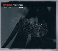 SIGMATIBET VS VASCO ROSSI IO TI ACCONTENTO REMIX CD SINGOLO SINGLE CDs
