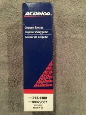 Oxygen Sensor ACDelco 213-1380 (88929807) GENUINE Original ACDelco packaging