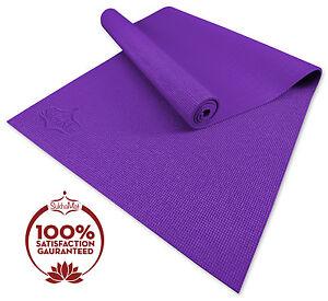 "SukhaMat Comfort Foam Yoga Mat - Alleviate Knee, Wrist and Elbow Pain, 72"" Long"