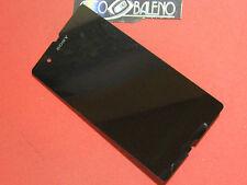 DISPLAY LCD +TOUCH SCREEN per SONY XPERIA Z L36H C6603 RICAMBIO VETRO VETRINO