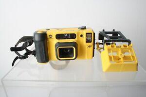 Minolta Weathermatic 350DL Underwater Camera 35mm
