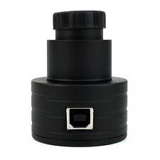 """New 0,91 """"/1.25"""" Télescope Smart USB Webcam 2MP oculaire Microscope électronique"""