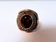 FORDHAM UNIVERSITY 10k GOLD 30.86 gm. CLASS RING 1970 BS SCHOOL OF EDUCATION