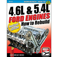BOOK 4.6L & 5.4L Ford Engines: How to Rebuild - Revised Edition  SA155