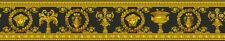 Versace 3 Home Wallpaper 343051 Medusa Vliesborte Vlies Borte Bordüre