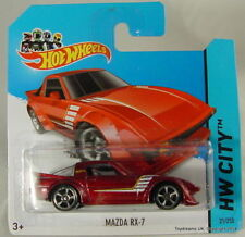 Artículos de automodelismo y aeromodelismo Hot Wheels color principal rojo, Cars