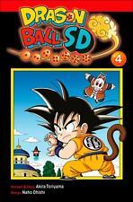 Dragon Ball SD 4 - Deutsch - Carlsen Manga - NEUWARE