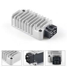 Motorcycle 4 Pin Voltage Regulator Rectifier Plug & Play Fit for Yamaha XT600