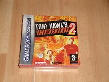 TONY HAWK'S UNDERGROUND 2 PARA LA NINTENDO GAME BOY ADVANCE GBA NUEVO PRECINTADO