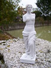 RE0012 §  FIGURINE STATUETTE REPRODUCTION 15 CM VENUS  MILO STYLE ALBATRE LOUVRE
