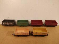 6x Unboxed Lima Wagons - 00 gauge