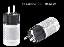 FURUTECH fi-e50 NCF (R) spina spina Rodio (1 pezzi)