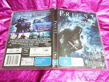 PRIEST : (DVD, M)