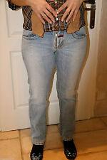 pantacourt jeans MARITHÉ FRANCOIS GIRBAUD taille W33 (42-44) NEUF ÉTIQUETTE