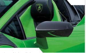 Genuine Lamborghini Huracan Evo Carbon Fibre Mirror Caps