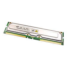 Samsung MR16R082GBN1-CK8 256MB PC800 184-Pin Workstation RDRAM