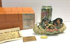 Enesco Friends of the Feather Figurine On Course with the River of Life 475335