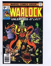 Warlock #15 Marvel 1976