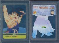 * CARD DRAGONBALL GT * GOKU  *N. 139 *