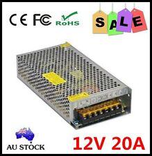 Led Strip RGB Transformer AC100-240V To DC 12V 20A 240W Car Power Supply Adapter