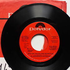 RITCHIE BLACKMORE ' S RAINBOW Man on the silver mountain Snake charmer PD 14290