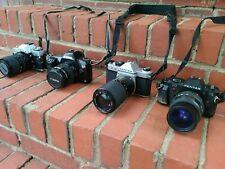35mm Film Camera Lot no reserve Canon Minolta pentax