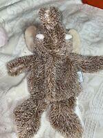 Cozy Hugs Aromatherapy Plush ELEPHANT~Heat Cold Pack~Wheat Lavender