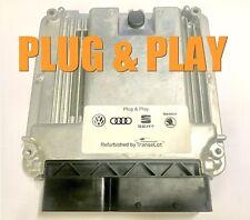 VW GOLF MK5 2.0 TDI BDK ECU PLUG & PLAY IMMO OFF TUNED 03G906016CF / 0281011632