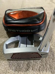 Nike Method Core - Mallet Head - Golf Pride Grip with head cover