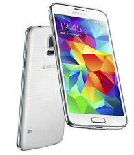 "Original New Samsung Galaxy S5 SM-G900A AT&T 16GB GPS NFC 5.1"" Smartphone White"