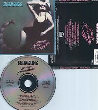 SCORPIONS-SAVAGE AMUSEMENT-1988-USA-MERCURY RECORDS 832 963-2  09@-PDO-CD-MINT-