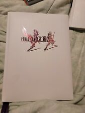 Final Fantasy XIII-2 - Official Hardcover Strategy Guide (Piggyback)