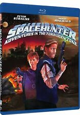Blu Ray SPACEHUNTER Adventures in the Forbidden Zone. UK compatible. New sealed.