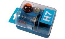 uniTEC KFZ-Lampenersatzkasten H7, 7-teilig