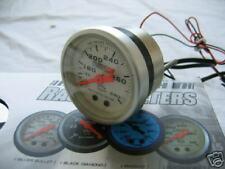 OBX Universal Glow Radiant Oil Temperature Gauge 52mm