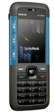 Nokia XpressMusic 5310 - Black blue (Unlocked) Cellular Phone Free Shipping