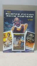 Classic Science Fiction Movie Posters 24 Cards (Dover Postcards) Paperback 2006