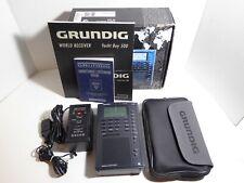 Grundig Yacht Boy YB500 Shortwave AM FM Radio Receiver with Boost Audio