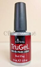 EZFlow TruGel - 100% LED UV Nail Gel Polish 0.5oz/15ml Series 2 Pick Your Color